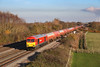14 November 2012 :: 60010 at Denchworth with 6B33 from Theale to Robeston