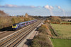 14 November 2012 :: First Great Western HST at Denchworth
