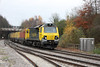 19 November 2012 :: 70020 approaching Basingstoke with 4O51 from Wentloog to Southampton