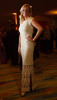 "Letitia Frye, auctioneer, wearing vintage dress, unknown designer.  ""Legacy Gala 2012,"" benefiting Children's Hospital Colorado Foundation, at the Hyatt Regency Denver at the Colorado Convention Center in Denver, Colorado, on Saturday, Nov. 10, 2012.<br /> Photo Steve Peterson"