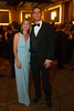 """Therese Ivancovich and Greg Sissel (both cq).  """"Legacy Gala 2012,"""" benefiting Children's Hospital Colorado Foundation, at the Hyatt Regency Denver at the Colorado Convention Center in Denver, Colorado, on Saturday, Nov. 10, 2012.<br /> Photo Steve Peterson"""