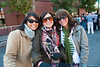 l to r: Pam Fortun, Brooke Corcoran, Tina Bode