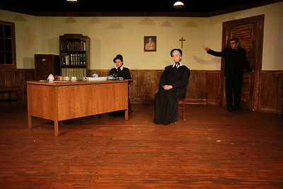 GWU Theatre Department presents Doubt; Fall 2012.
