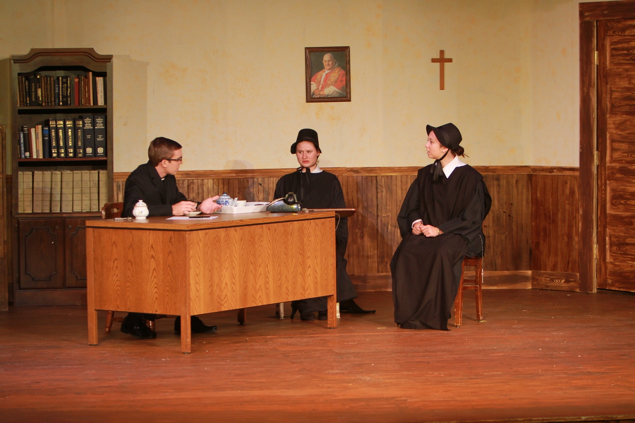 GWU Theatre Department presents Doubt.