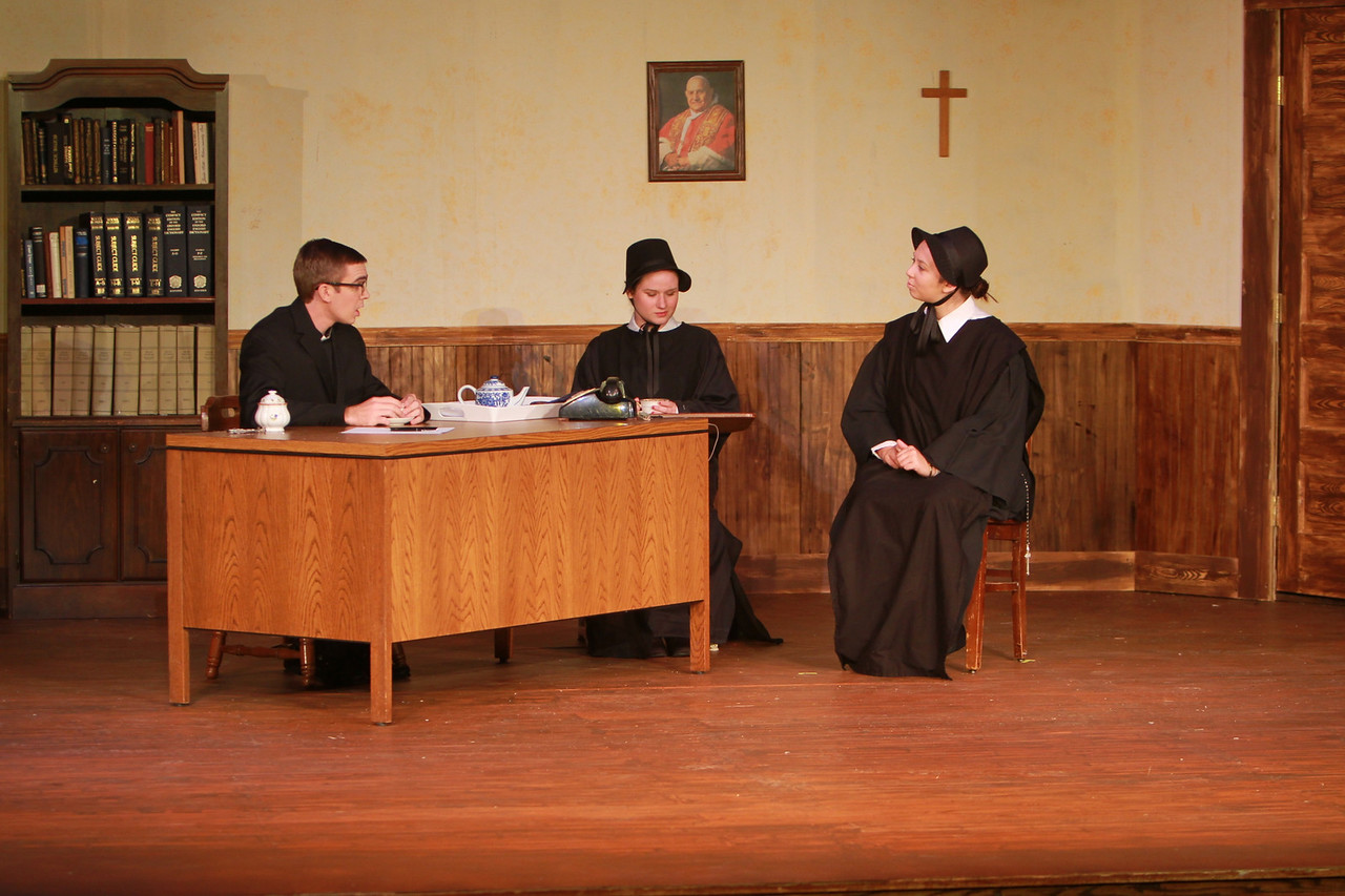 GWU Theatre Department presents Doubt.