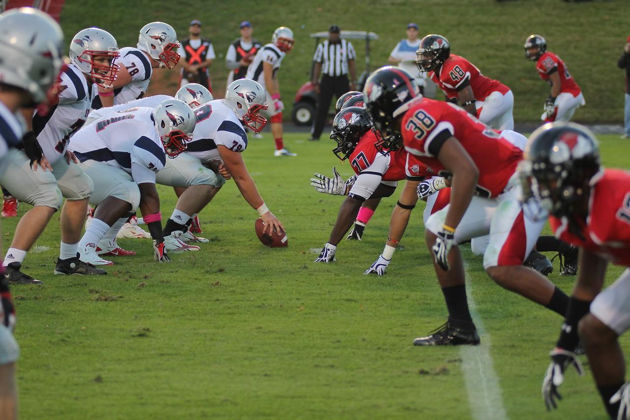 GWU Defensive Line