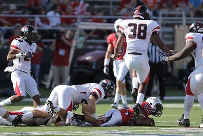 Gardner-Webb takes down Liberty's player