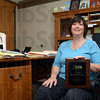 Tribune-Star/Jim Avelis<br /> Outstanding: Irene Miller, the Domestic Violence Investigator with the Vigo County Prosecutor's office, is the recipient of the 2012 Outstanding Domestic Violence Professional award given by the Indiana Coalition Against Domestic Violence