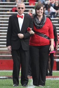 Homecoming Senior Class Representative, Sara Phillips