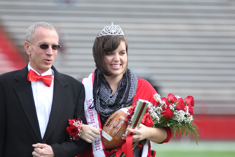 Homecoming Queen Sara Philips