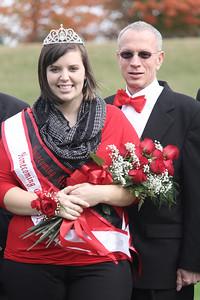 2012-2013 Homecoming Queen, Sara Phillips