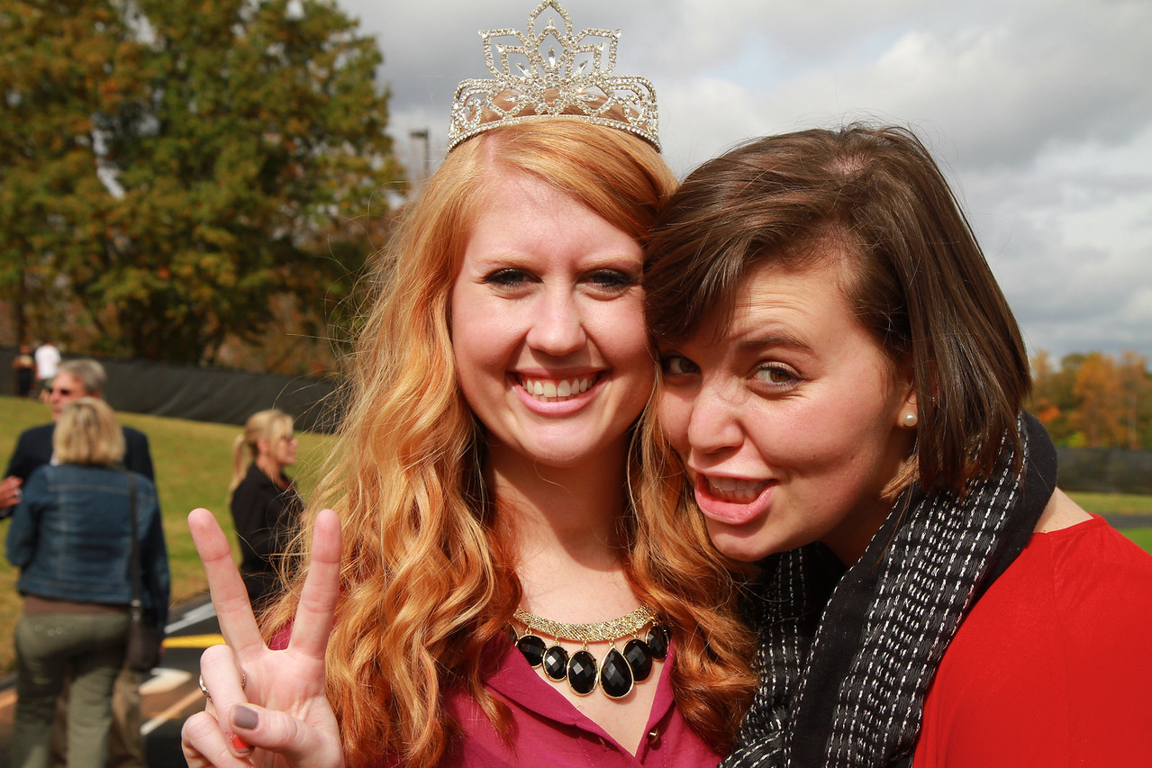 Gardner-Webb University Homecoming 2012. October 27