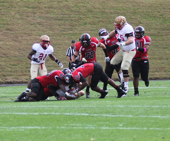 GWU tackles VMI