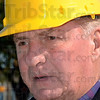 Tribune-Star/Joseph C. Garza<br /> Jim Mattison, crew manager with Bay Geophysical.