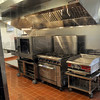 Conner's kitchen: State-of-the- art kitchen equipment has been installed at the new Conner's Center in the former Washington High School building.
