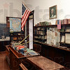 Tribune-Star/Joseph C. Garza<br /> History for sale: The school house at Billie Creek Village was on display for interested buyers to look over during a preview day Friday at the property near Rockville.