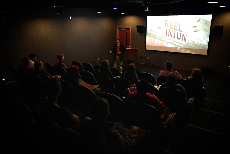 Indian Film Festival; Southern Appalachian Culture Series Fall 2012