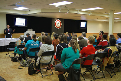 Cherokee Panel Discussion; Southern Appalachian Culture Series Fall 2012