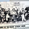Historical: Detail photo from The Fruits of '60's Activism public forum at University Hall Saturday afternoon.