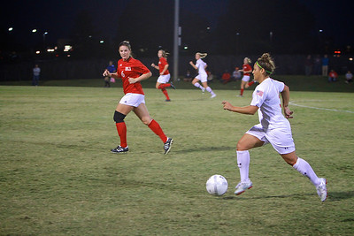 Women's Soccer vs. Radford; October 11, 2012