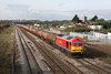 30 October 2012 :: 60059 approaching Seven Tunnel Junction with train 6B13, Robeston to Westerleigh