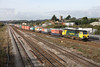 30 October 2012 :: 70001 at Seven Tunnel Junction with 4O51 from Wentloog to Southampton