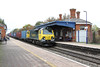 26 October 2012 :: 70020 at Cholsey with 4O27 from Garston to Southampton