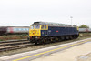 26 October 2012 :: Stabled adjacent to Didcot station is 47843