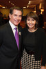 Steve Garvey and Maureen Brooks.  The 13th annual Memories Lost & Found Luncheon, hosted by AWARE and benefiting the Alzheimer's Association Colorado Chapter, at the Denver Marriott City Center in Denver, Colorado, on Wednesday, Oct. 17, 2012.<br /> Photo Steve Peterson