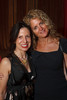 Ana Maria Hernando and Rebecca DiDomenico, both donating artists.  The Museum of Contemporary Art Denver 2012 Luminocity Gala, benefiting MCA, at 3600 Wynkoop Street in Denver, Colorado, on Thursday, Oct. 25, 2012.<br /> Photo Steve Peterson