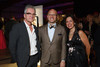 Eric Crotty, Adam Lerner, and Ana Maria Hernando.  The Museum of Contemporary Art Denver 2012 Luminocity Gala, benefiting MCA, at 3600 Wynkoop Street in Denver, Colorado, on Thursday, Oct. 25, 2012.<br /> Photo Steve Peterson