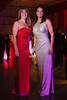 Brianna Franklin (Nicole Miller) and Becky Misner (Ralph Lauren).  The Museum of Contemporary Art Denver 2012 Luminocity Gala, benefiting MCA, at 3600 Wynkoop Street in Denver, Colorado, on Thursday, Oct. 25, 2012.<br /> Photo Steve Peterson