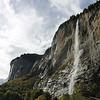 Wasserfall bei Lauterbrunnen