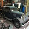 A Short Rad Model Y in the Garage