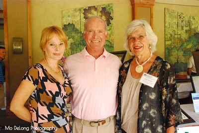 Arlene Stanich-Prince, Tim Gibbons and Susan Kirsch