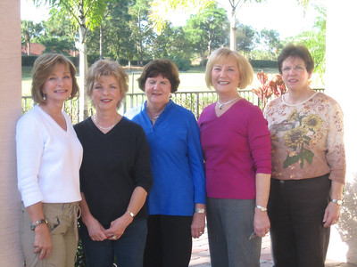PAM, ROSE, MARIJO & JUDY TO FLORIDA 11/2012