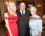 "NEW YORK - MAY 16: Margo Catsimatidis,  John Catsimatidis &  Isobel Robins Konecky attend Parkinson's Disease Foundation: ""Bal du Printemps"" Gala on Wednesday, May 16, 2012 at The Pierre Hotel, 2 East 61st Street at Fifth Avenue, New York City, NY (Photos by Christopher London ©2012 ManhattanSociety.com)"
