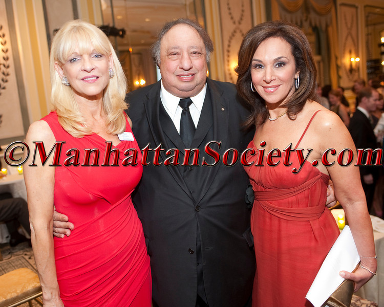 "NEW YORK - MAY 16: Margo Catsimatidis,  John Catsimatidis,Rosanna Scotto attend  Parkinson's Disease Foundation: ""Bal du Printemps"" Gala on Wednesday, May 16, 2012 at The Pierre Hotel, 2 East 61st Street at Fifth Avenue, New York City, NY (Photos by Christopher London ©2012 ManhattanSociety.com)"