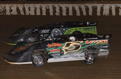 Klint Byars, Scott Bloomquist