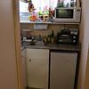 Panama City apartment - kitchen area