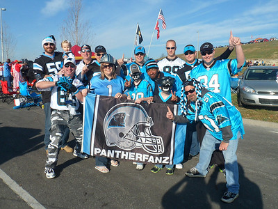 Panthers @ Chiefs December 2 2012
