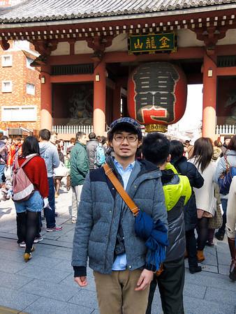 Patrick In Tokyo