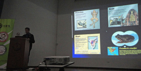 Computer simulations of dissections often offer additional educational features not offered by traditional dissections.