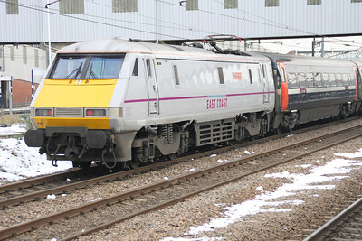 91102 at 1336 to Kings X