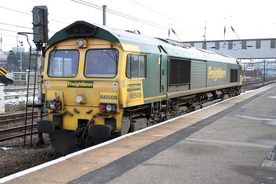66508 at 1431 L/Engine to March.
