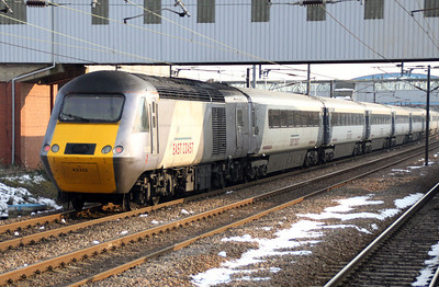 43315 / 43313 passing to Kings X.