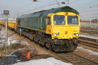 66741 1205-6L24 Mountsorrell-Whitemoor