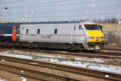 82225 1158 to Kings X.