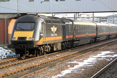 43480 / 43467 pass at 1514 on Sunderland-Kings X