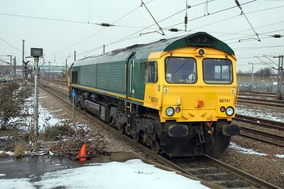 66741 1318 L/E Whitemoor-Peterboro GBRF